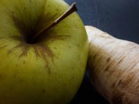 Pastinaken-Apfel-Chutney