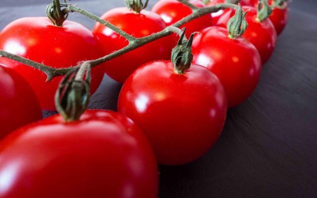 Dschinns einfachster Tomatensalat