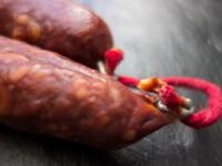 Linguine mit Schwarzkohl und Chorizo