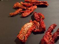 Risotto mit Linsen und getrockneten Tomaten