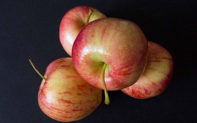 Apfel-Erbsen-Smoothie